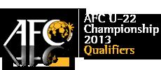"""AFC U-22 Championship 2013"""