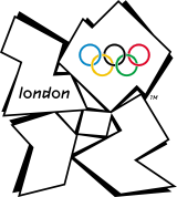 """Logo Resmi Olimpiade London 2012"""