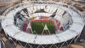 """Olympic Stadium, London"""