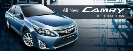mobil hybrid Camry
