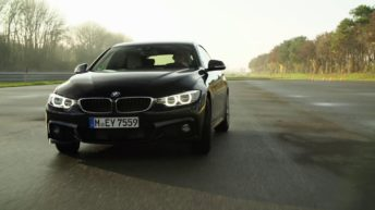 Drive a BMW more comfortably