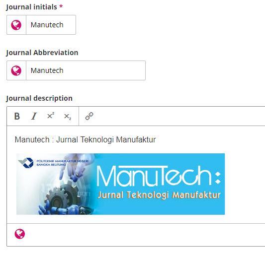 Cara Mengatasi Jurnal Deskripsi yang tidak bisa menampilkan html code